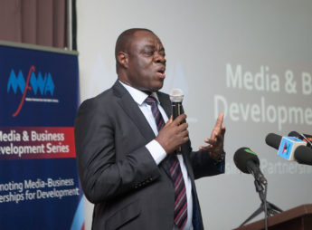West Africa's Biggest Journalism Event Launched