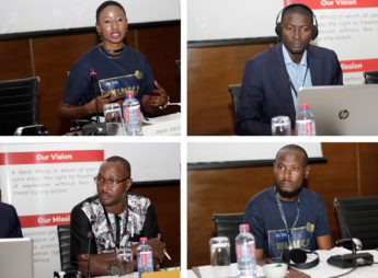 Leading Press Freedom Organisations in West Africa Urge Governments to Prioritise Fight against Impunity
