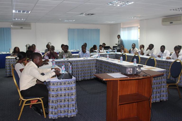 Media monitors training