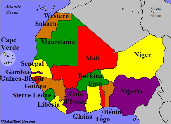 FoE Violations in West Africa 41 Decline in First Half of 2016
