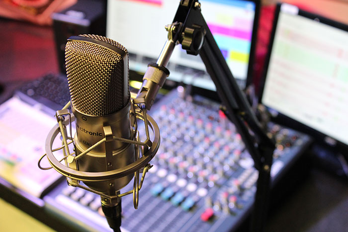 Abusive Language On Radio Down By 38% In December