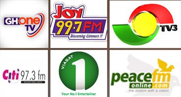 Qui Sont les Propriétaires des Médias au Ghana