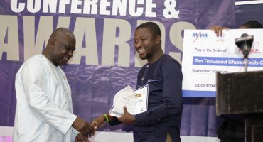 SDGs Reporting Awards: Michael Sarpong Mfum Clinches Ultimate Prize of Ghc 10,000