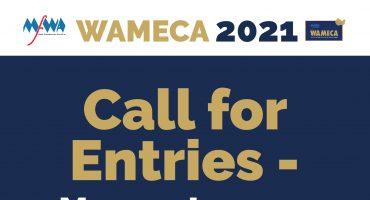 WAMECA 2021: Call for Entries
